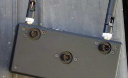 RHH docking RF box