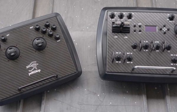 RHH gamepad and RHH mini marine 1