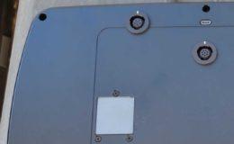 RHH v2 embedded alternative RFD900X modem location with sealed ceramic heat sink
